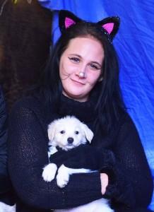 Halloween Hundebaby zu haben